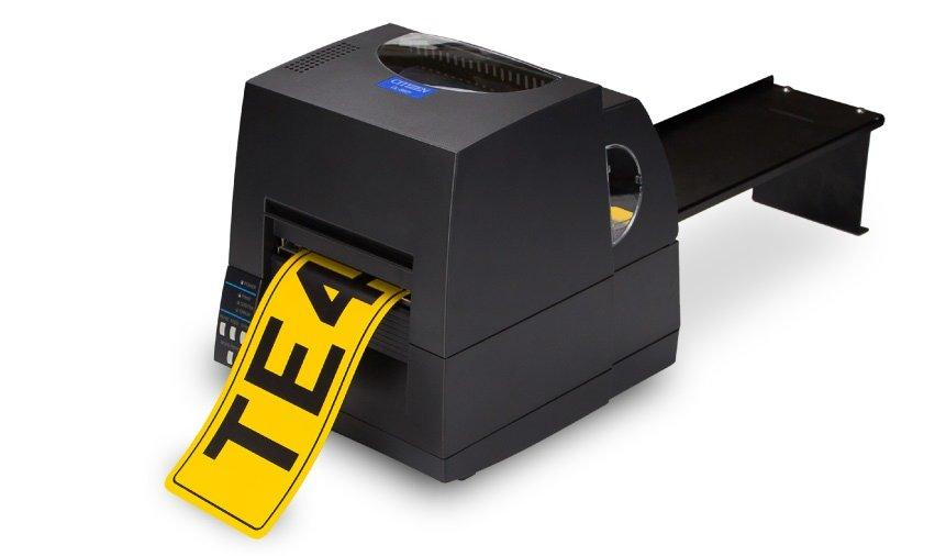 Budget Series printing yellow reflective