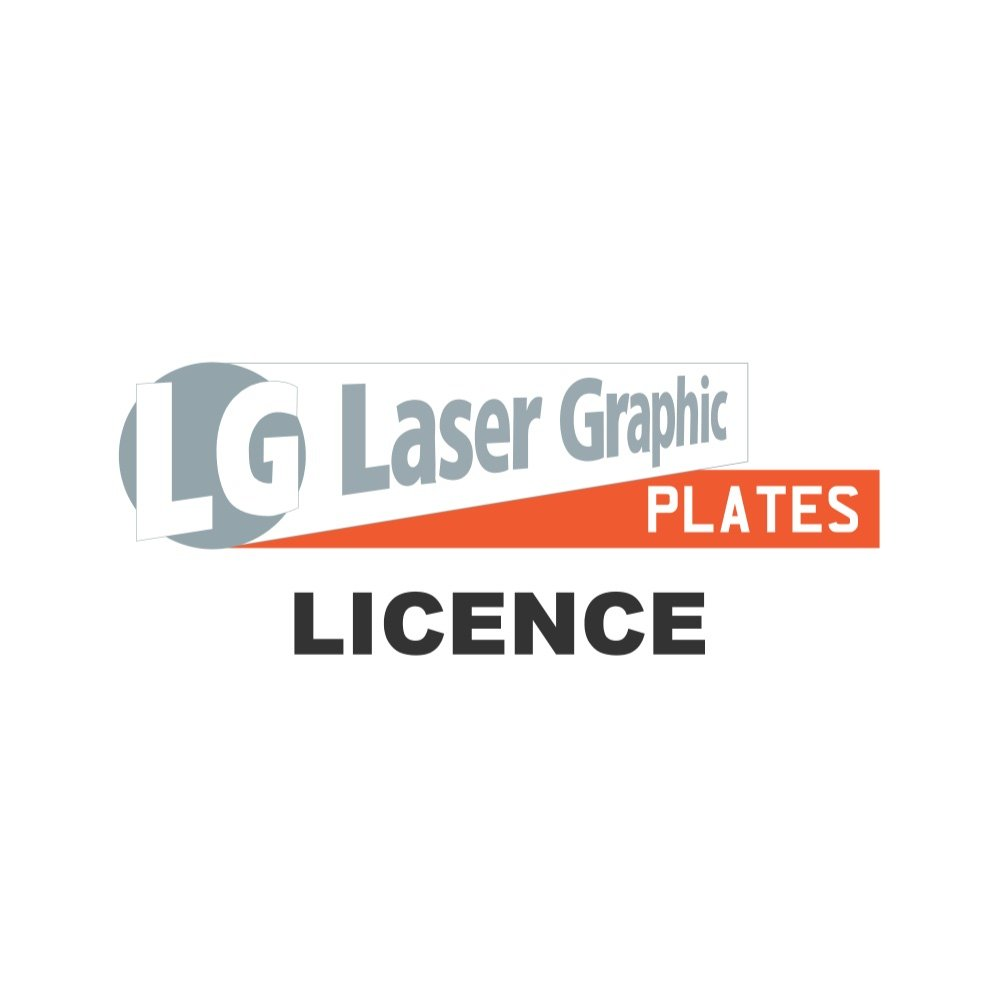 LG Plates Licence