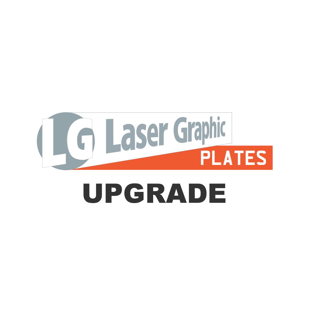 LG Plates Upgrade