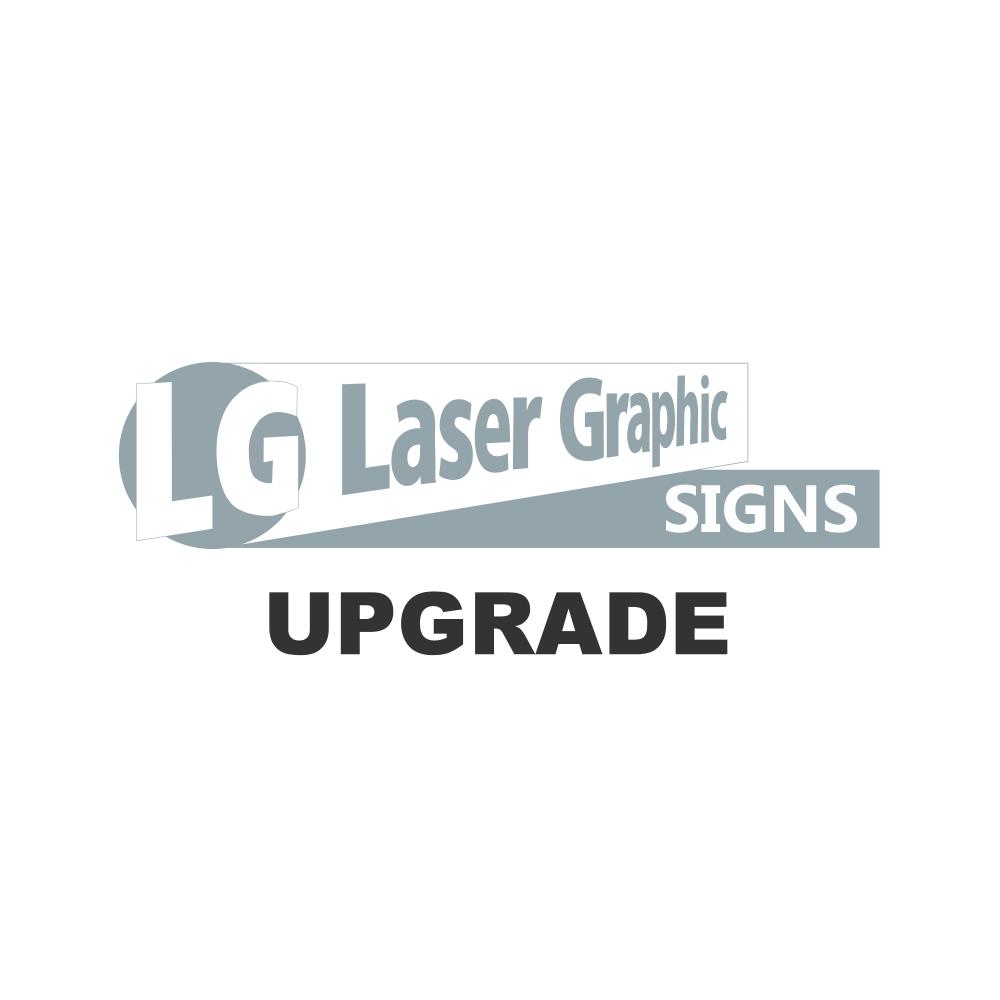 LG Signs Upgrade