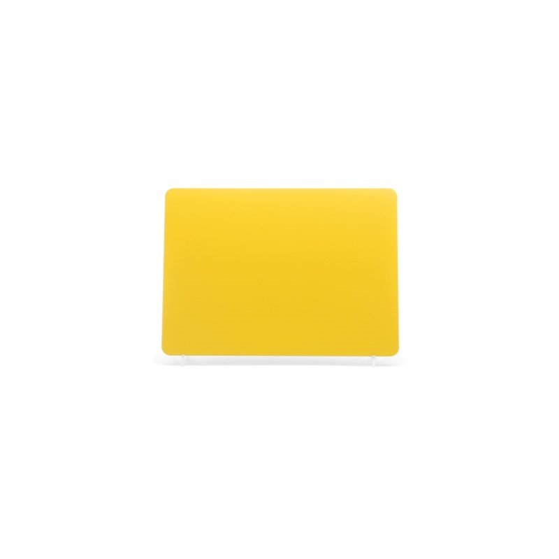 lg002y Yellow 4x4 Reflective Plate