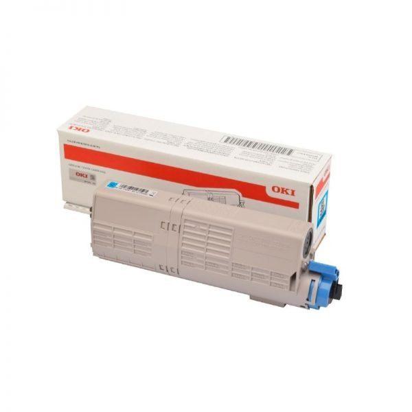 OKI C532 Cyan Toner Cartridge