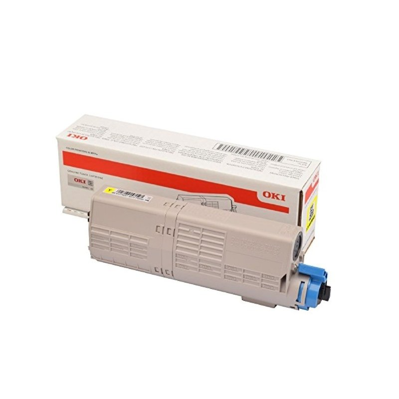 OKI C532 Yellow Toner Cartridge