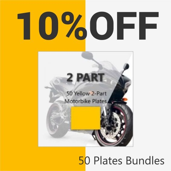 10% OFF 50-Plates-Bundles