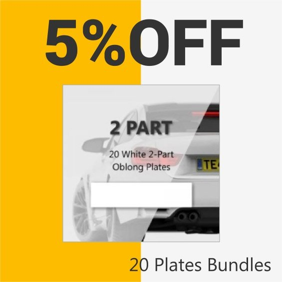 5% OFF 20-Plates-Bundles