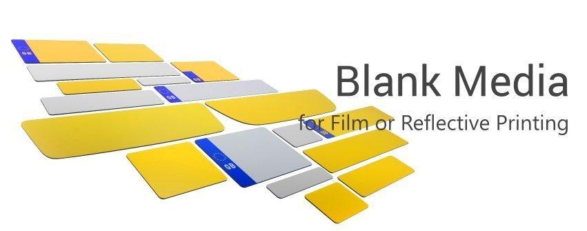 Our Blank Media Range