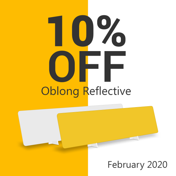 February 2020 Reflective Sale