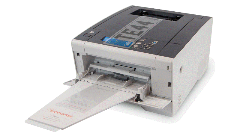 TennantsUK Trade Series Number Plate Printer