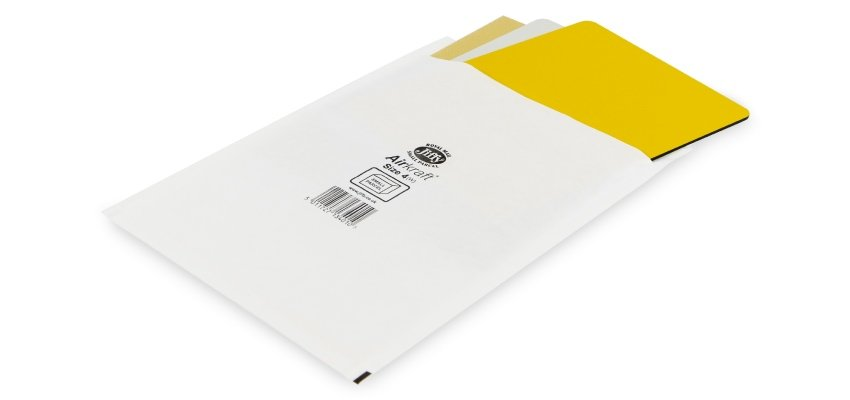 230x320mm Padded Envelopes with Plate Media