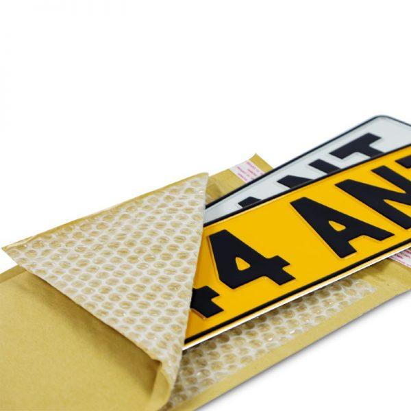 530x200mm Padded Envelopes Detail
