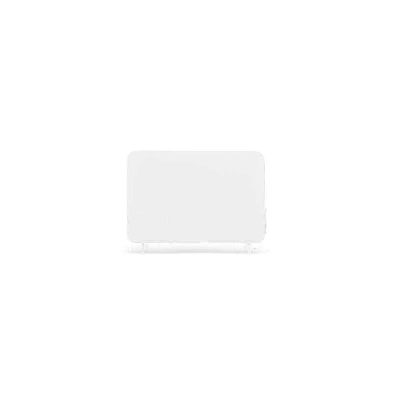 LG004W White 152x102mm ABS