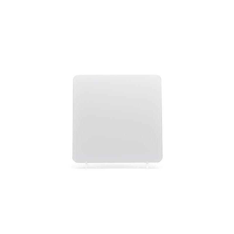 lg005w White 165x165mm ABS