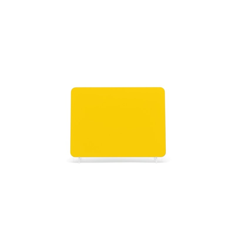 lg007y Yellow 178x127mm Plate