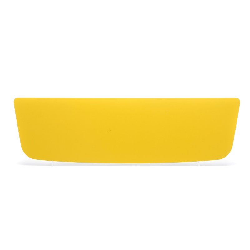 lg058y Yellow Range Rover Sport v2 Shaped Plate