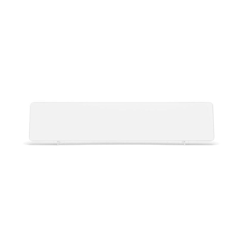 nrd001wo White Oversized Reflective