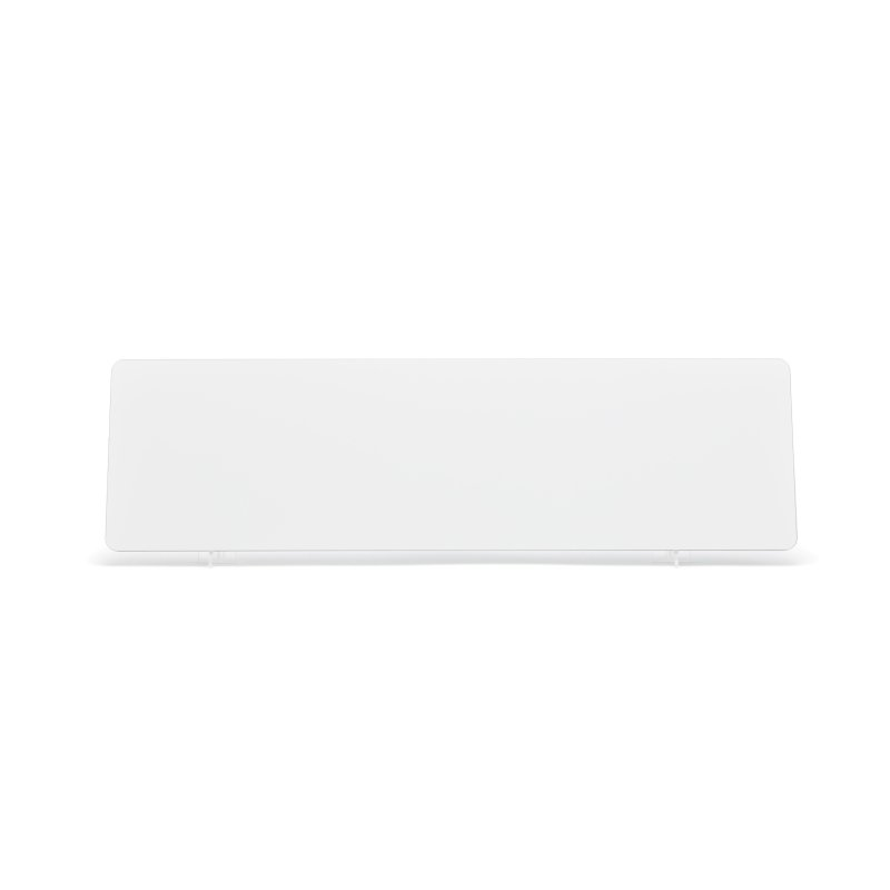 nrd040w White 533x152mm Reflective