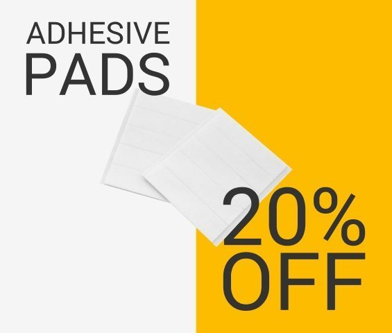 June Adhesive Pads Offer