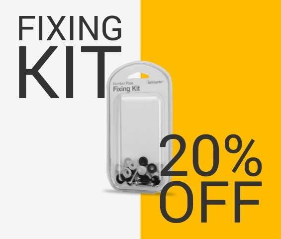 June Fixing Kit Offer