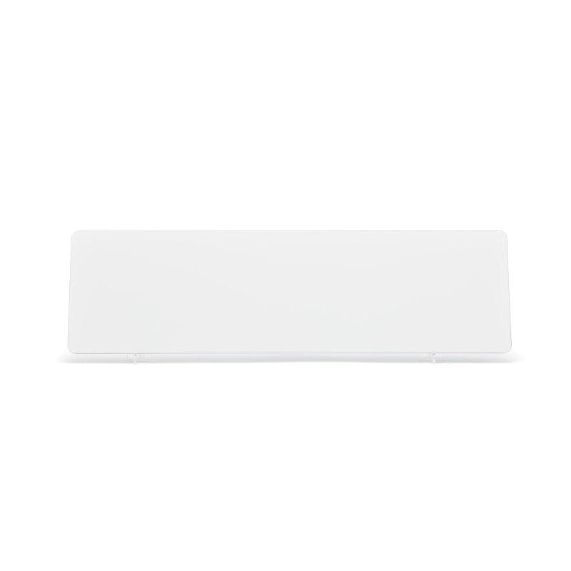nrw040w White 533x152mm Wet Reflective