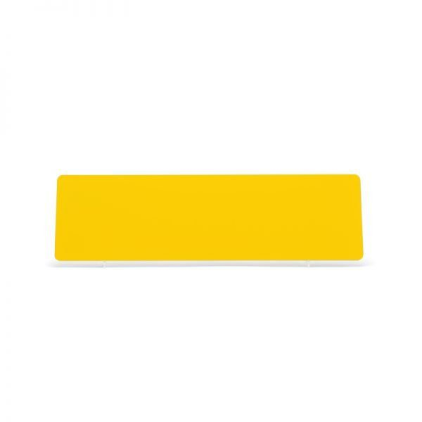 nrw040y: Yellow 533x152mm Wet Reflective