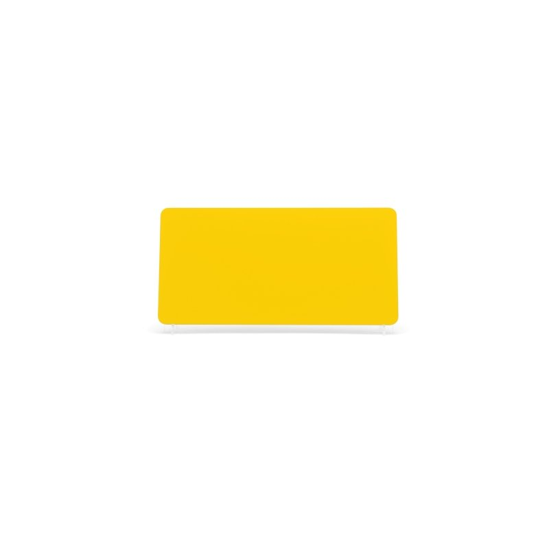 Yellow 305x152mm Plate