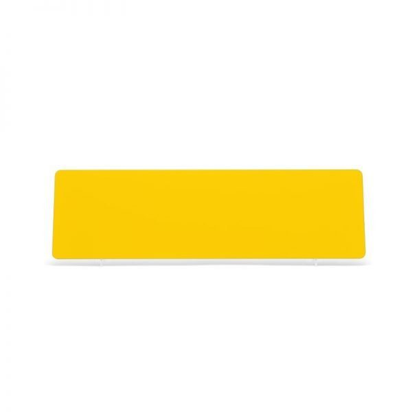 nrd038y: Yellow 520×152mm Reflective