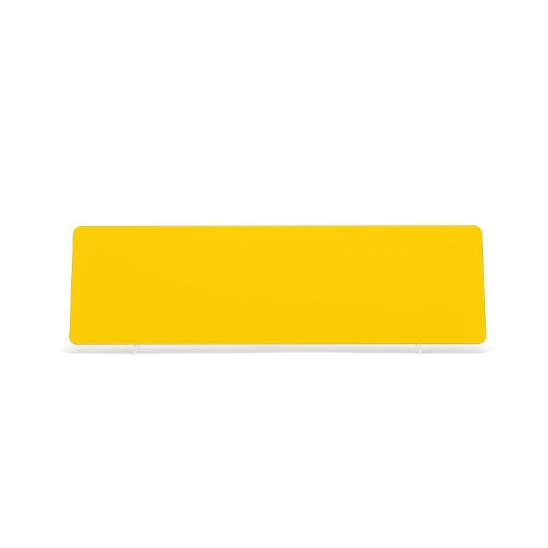 Yellow 520×152mm Reflective