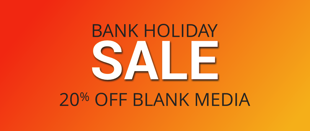 Our August 2018 Bank Holiday Sale