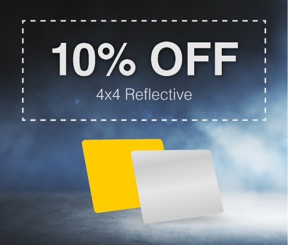 September 4x4 Reflective Offer