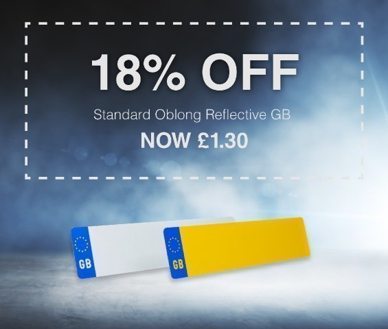 September Offer on Oblong GB Reflective