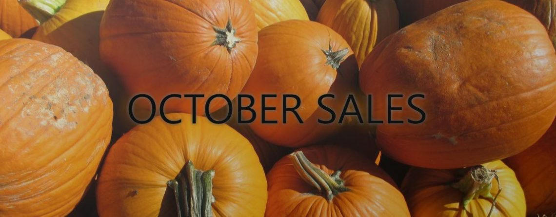 October deals & offers
