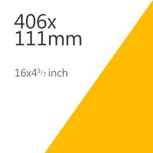 406x111mm Components