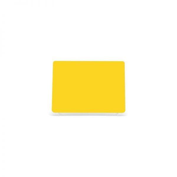 Yellow 4x4 Wet Reflective