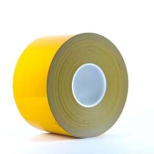 Yellow 200 Panel Oblong Roll