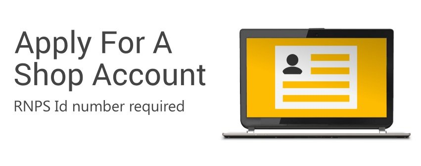Apply for a Tennants shop account