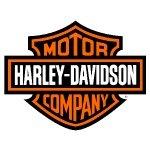 Harley-Davidson Plate Media 184x108mm