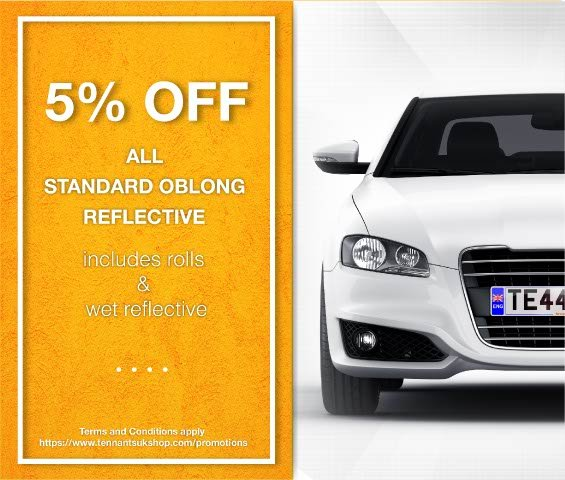 July 2019 Hybrid Oblong Reflective deal