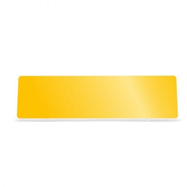 nrd052y Yellow 660x215mm Reflective Sheet