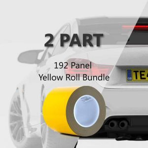 192 Panel Yellow Roll Bundle