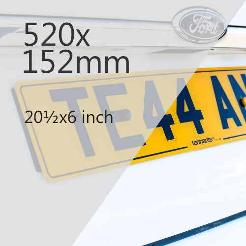 520x152mm Plate Media