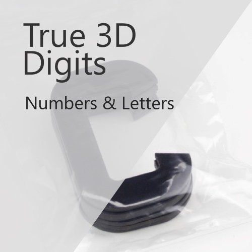 Tennants True 3D Digits