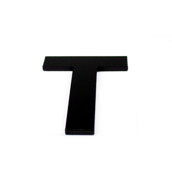 True 3D Letter T
