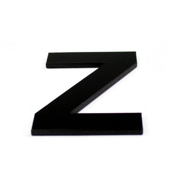 True 3D Letter Z