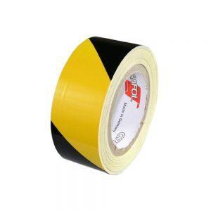 Premium Yellow and Black Self-Adhesive Tape