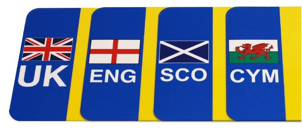 National Flag Reflective