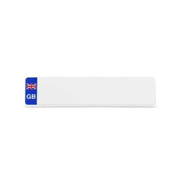 nrd001wpgbuk White GB Flag Reflective
