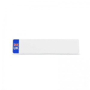 nrd001wpuk White UK Flag Reflective