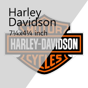 Harley Davidson Plates