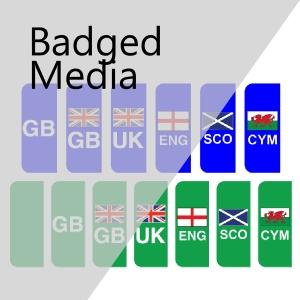 National Flag and ZEV Badged Media