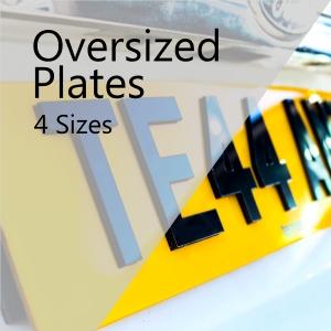 Media for Oversized Plates